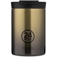 Beauty Accessoires Körper 24 Bottles TRAVEL TUMBLER 350 Bronze