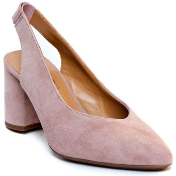 Schuhe Damen Derby-Schuhe & Richelieu Barminton 4071 Rose