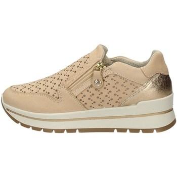 Schuhe Damen Slip on Imac 507340 SAND