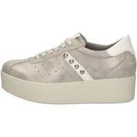 Schuhe Damen Sneaker Low Imac 507120 SILVER