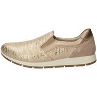 Schuhe Damen Slip on Imac 507230 ORO