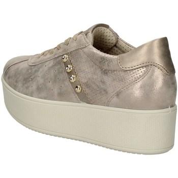 Imac 507120 TAUPE - Schuhe Sneaker Low Damen 5512