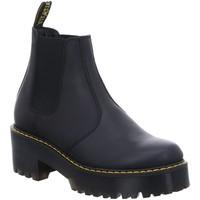 Schuhe Damen Boots Dr Martens Stiefeletten 23917001 schwarz