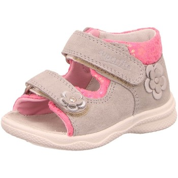 Schuhe Mädchen Sandalen / Sandaletten Superfit Maedchen 0-600095-2500 0-600095-2500 grau
