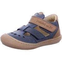 Schuhe Jungen Babyschuhe Däumling Klettschuhe 070411S42 blau