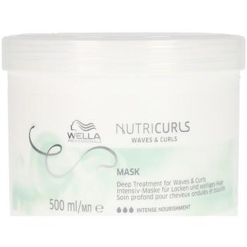 Beauty Spülung Wella Nutricurls Mask