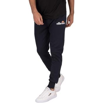 Kleidung Herren Jogginghosen Ellesse Nioro Jogger blau