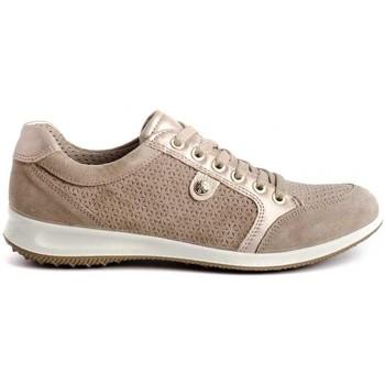 Schuhe Damen Sneaker Low Imac 506341 Beige