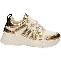 Schuhe Damen Sneaker Low Tosca Blu ORTENSIA 00o-bianco-oro