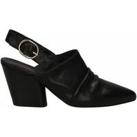 Schuhe Damen Pantoletten / Clogs Mat:20 WEST nero-nero