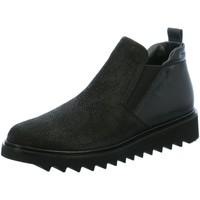 Schuhe Damen Stiefel Maripé Stiefeletten 21062.F 2004 schwarz