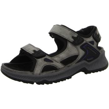 Schuhe Herren Sandalen / Sandaletten Allrounder by Mephisto Offene grau