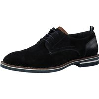 Schuhe Herren Derby-Schuhe & Richelieu S.Oliver Schnuerschuhe 5-5-13202-24  5-5-13202-24 blau
