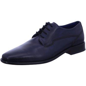 Schuhe Herren Derby-Schuhe & Richelieu Bugatti Must-Haves 311697054100-4100 blau