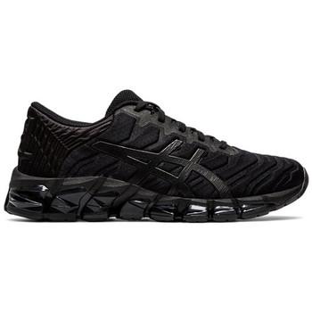 Schuhe Kinder Sneaker Low Asics Baskets enfant  Gel-Quantum 360 5 noir/noir