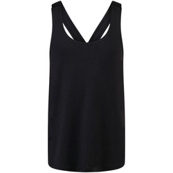 Kleidung Mädchen Tops Skinni Fit SM241 Schwarz