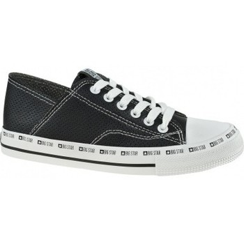 Schuhe Damen Multisportschuhe Big Star Shoes Schwarz