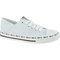 Schuhe Damen Multisportschuhe Big Star Shoes Weiß
