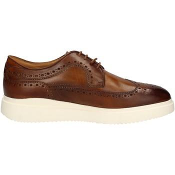 Schuhe Herren Sneaker Low Campanile BROGUE BROWN