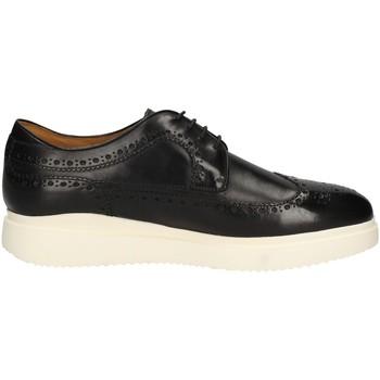 Schuhe Herren Sneaker Low Campanile BROGUE BLACK
