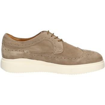 Schuhe Herren Sneaker Low Campanile BROGUE BEIGE