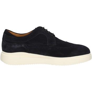 Schuhe Herren Sneaker Low Campanile BROGUE BLUE