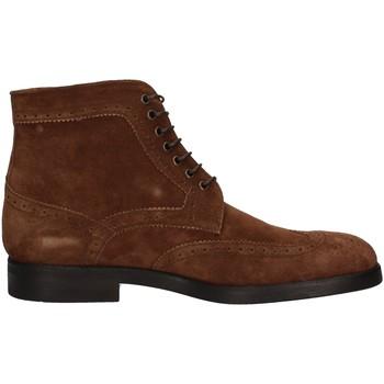 Schuhe Herren Klassische Stiefel Campanile 1340 BROWN