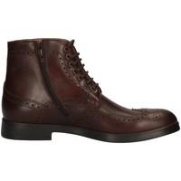 Schuhe Herren Klassische Stiefel Campanile 1344 BROWN