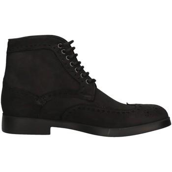 Schuhe Herren Klassische Stiefel Campanile 1344 BLACK