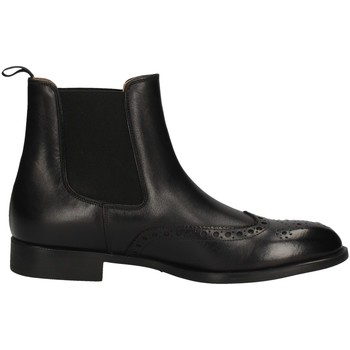 Schuhe Herren Klassische Stiefel Campanile Z87 BLACK