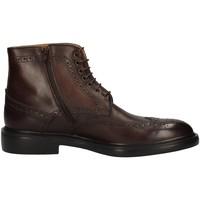 Schuhe Herren Klassische Stiefel Campanile 2764Z BROWN