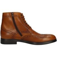 Schuhe Herren Klassische Stiefel Campanile 1344 LEDER