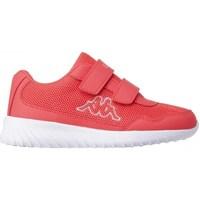 Schuhe Kinder Sneaker Low Kappa Cracker II K Rot