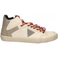 Schuhe Herren Sneaker Guess STATEMENT HI white