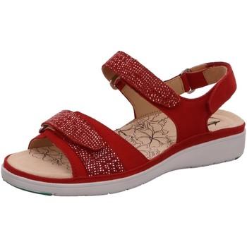 Schuhe Damen Sandalen / Sandaletten Ganter Sandaletten 9-2001724000 rot