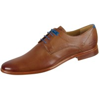 Schuhe Herren Derby-Schuhe Melvin & Hamilton Schnuerschuhe Clint 1 104349 tan Paria 104349 braun