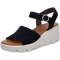 Schuhe Damen Sandalen / Sandaletten Paul Green Sandaletten 7366 7366-036 blau