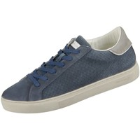 Schuhe Herren Sneaker Low Crime London Schnuerschuhe BEAT 11513-40 11513-40 blau