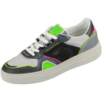 Schuhe Damen Sneaker Low Crime London Schnuerschuhe DRIBBLE 25134-20 25134-20 schwarz