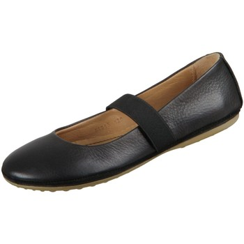 Schuhe Mädchen Derby-Schuhe & Richelieu Bisgaard Spangenschuhe quinn 81915.120-1001 black Leder 81915.120-1001 schwarz