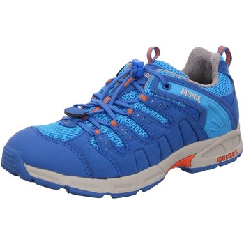 Schuhe Damen Fitness / Training Meindl Bergschuhe TELON Jr. 2116-95 blau
