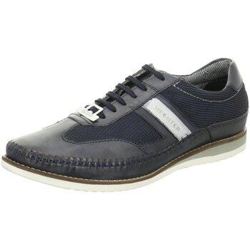 Schuhe Herren Sneaker Low Daniel Hechter Schnuerschuhe Herve Moc 811437061100-4000 blau