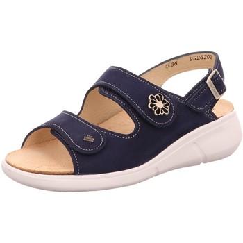 Schuhe Damen Sandalen / Sandaletten Finn Comfort Sandaletten FAIAL 03353-007414 blau