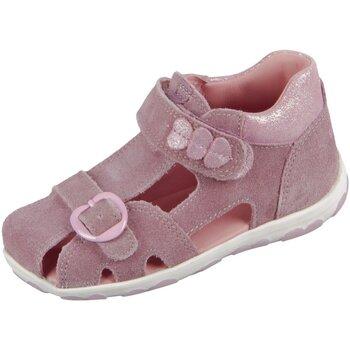 Schuhe Mädchen Babyschuhe Superfit Maedchen SANDALEN K 09042-90 rosa