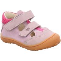 Schuhe Mädchen Babyschuhe Ricosta Maedchen EBI 71 1221400/321 rosa