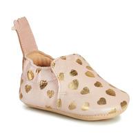Schuhe Kinder Hausschuhe Easy Peasy BLUMOO Rose