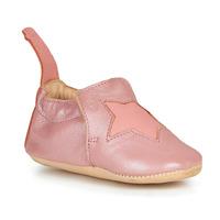 Schuhe Mädchen Hausschuhe Easy Peasy BLUMOO ETOILE Rose