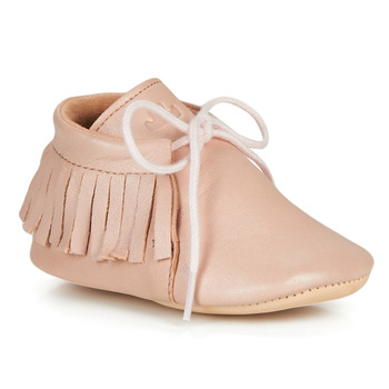 Schuhe Kinder Hausschuhe Easy Peasy MEXIMOO Rose