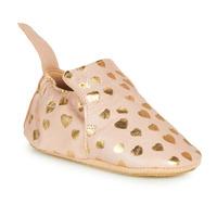 Schuhe Kinder Hausschuhe Easy Peasy BLUBLU Rose