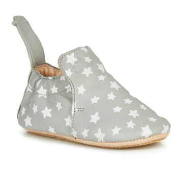Schuhe Kinder Hausschuhe Achile BLUBLU Grau